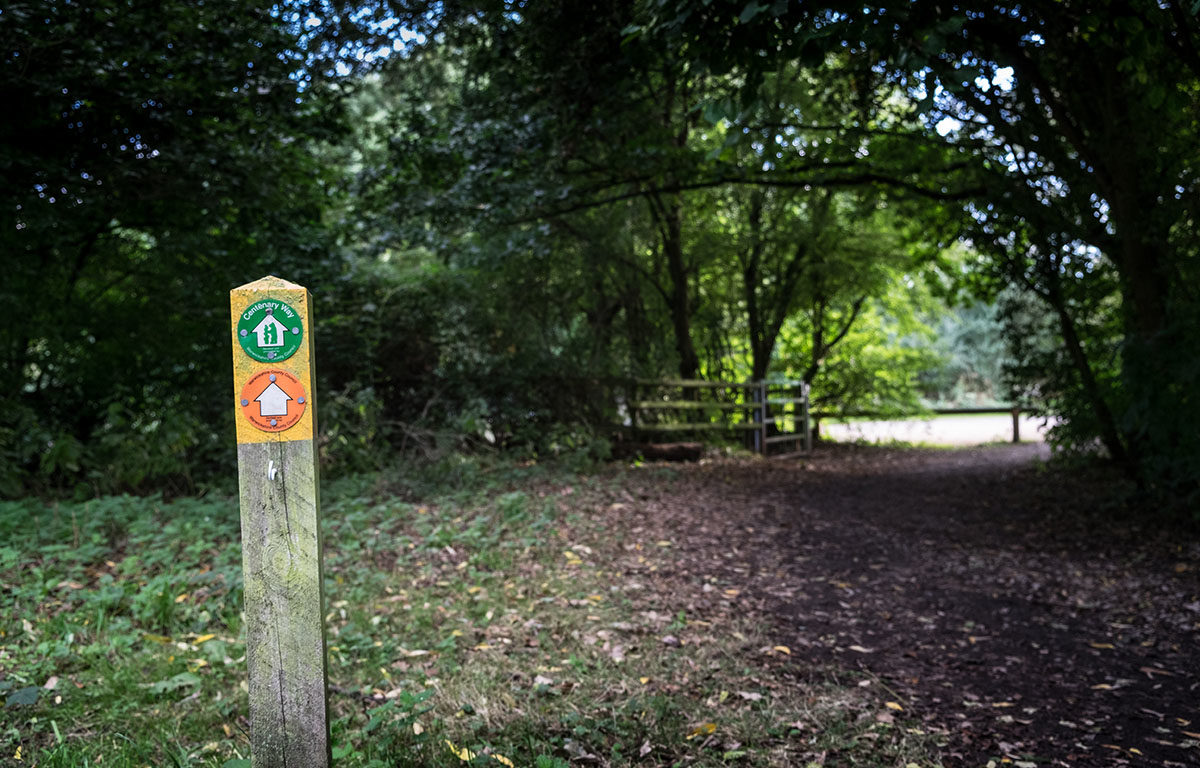 Centenary Way Walk – Kingsbury Water Park to Hawkesbury Junction