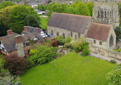 Polesworth Abbey