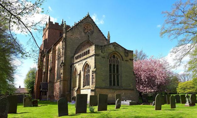 St Mary the Virgin Astley Church