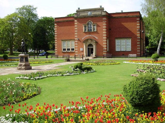 Nuneaton Museum and Art Gallery